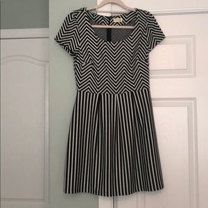 Maison Jules striped dress